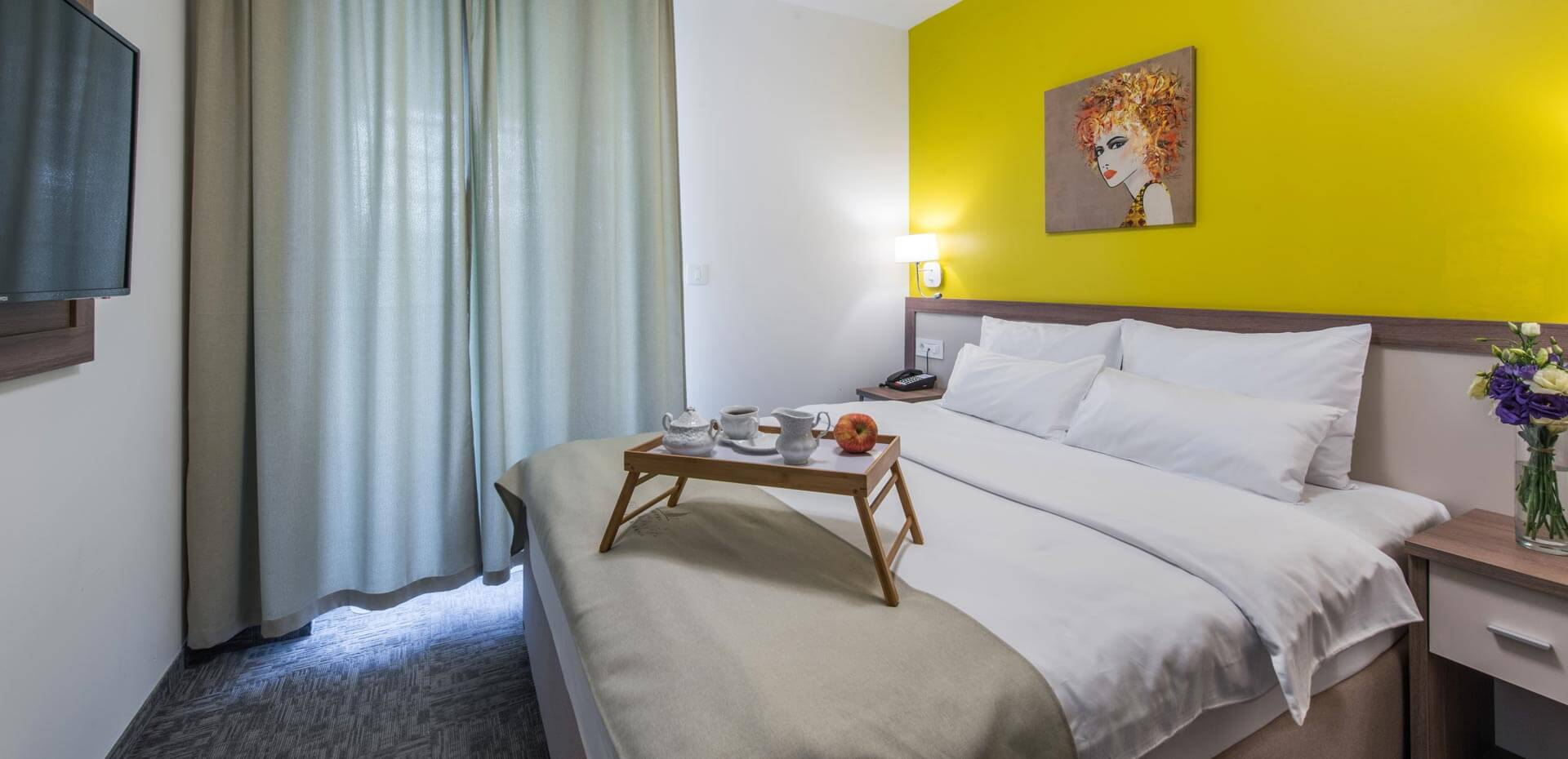Jednosobni apartman sa terasom