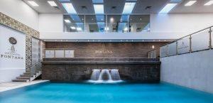spa centar hotel fontana vrnjačka banja