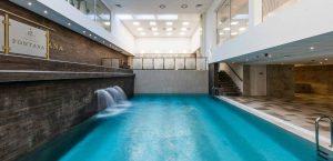 wellness spa centar hotel fontana vrnjačka banja