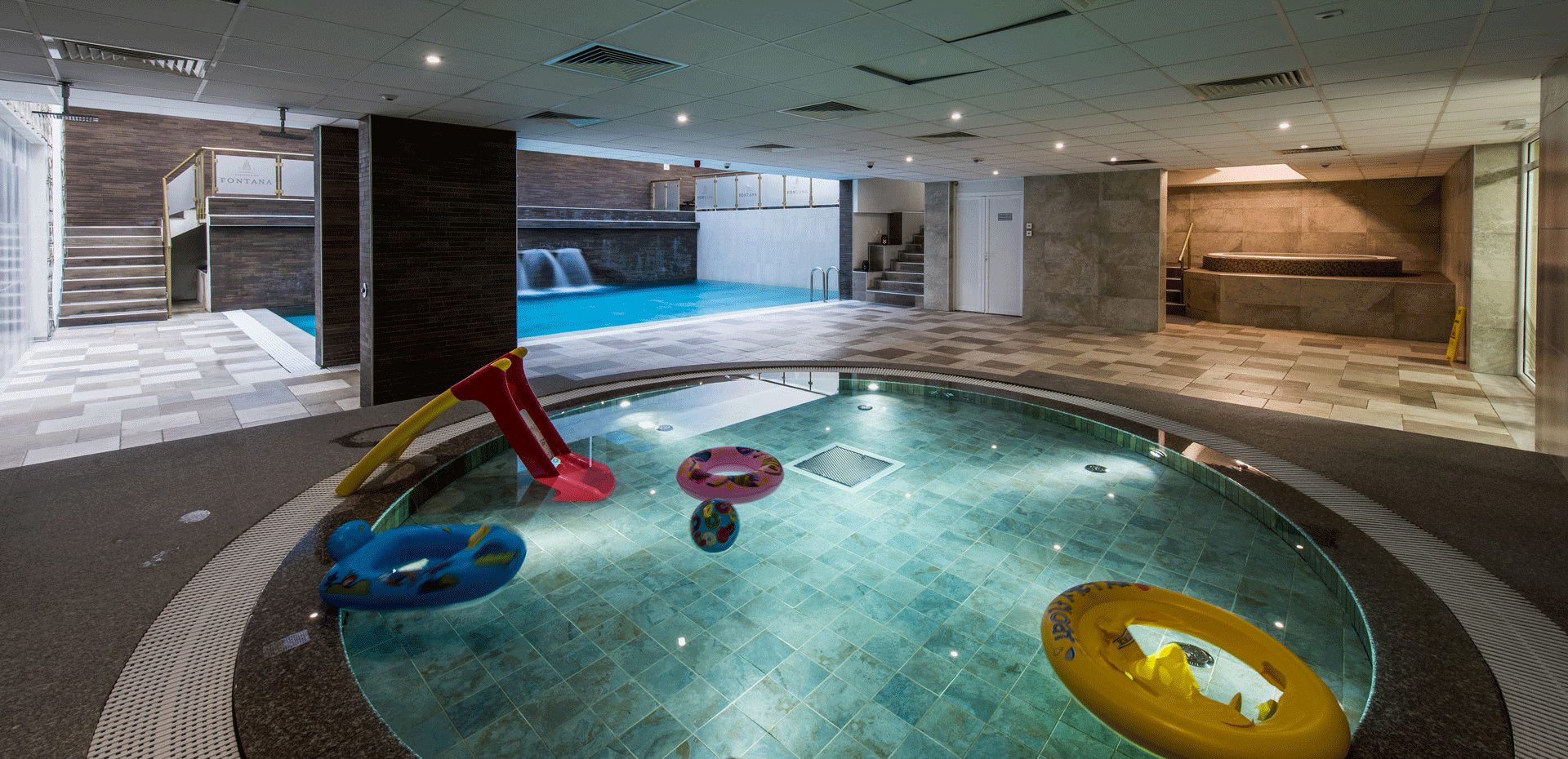 Wellness & Spa center is working again from Friday 29th May 2020