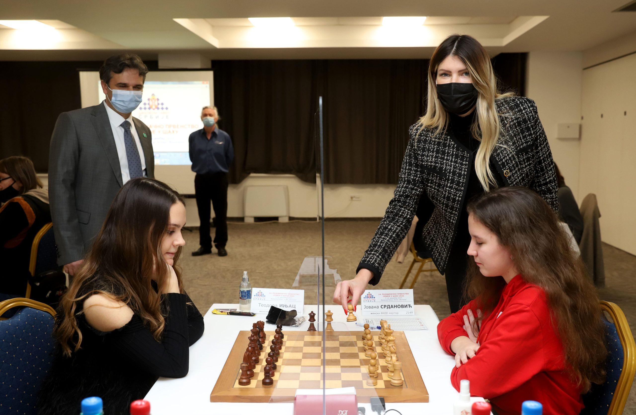 """Šah se na velika vrata vraća u hotel """"Fontana"""""""